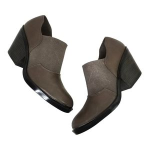 Naya 'Acre' Leather Booties  NWOT
